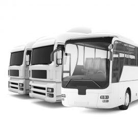Distribuzione ricambi per bus e truck - Contec